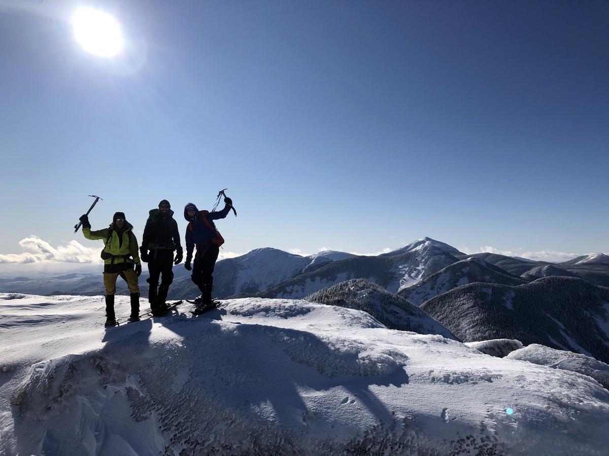 ADK Winter Trek Pictures